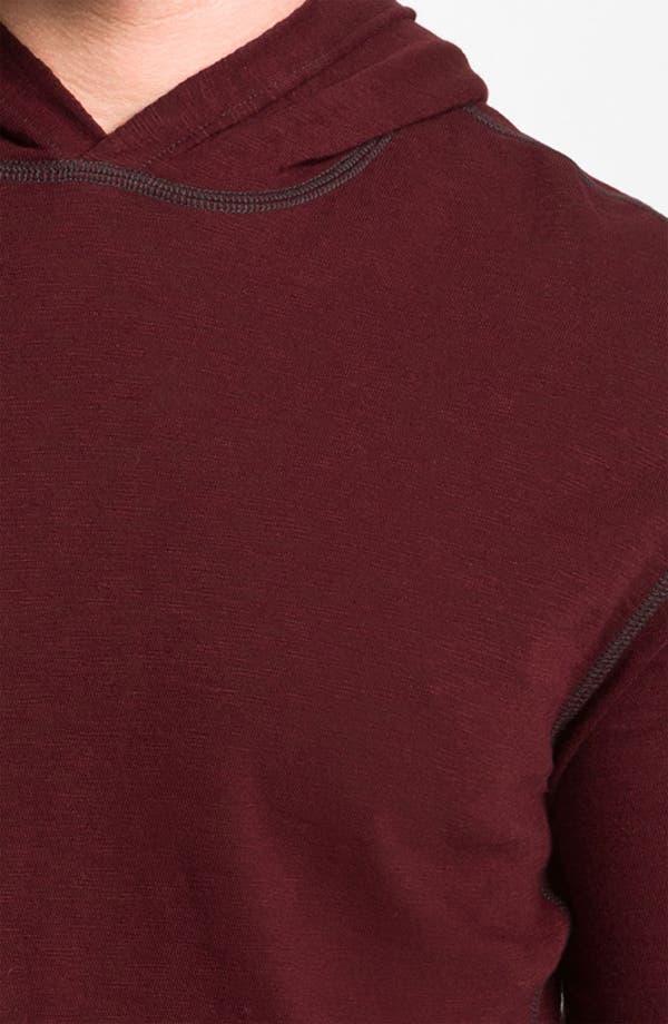 Alternate Image 3  - Vince Slub Cotton Jersey Hoodie