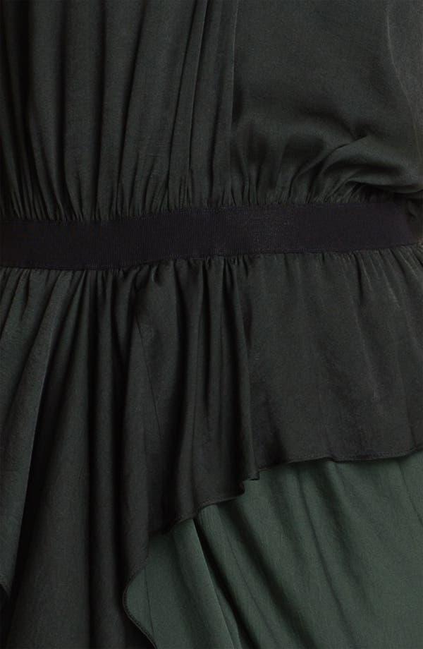 Alternate Image 3  - A.L.C. 'Safford' Ruched Jersey Dress