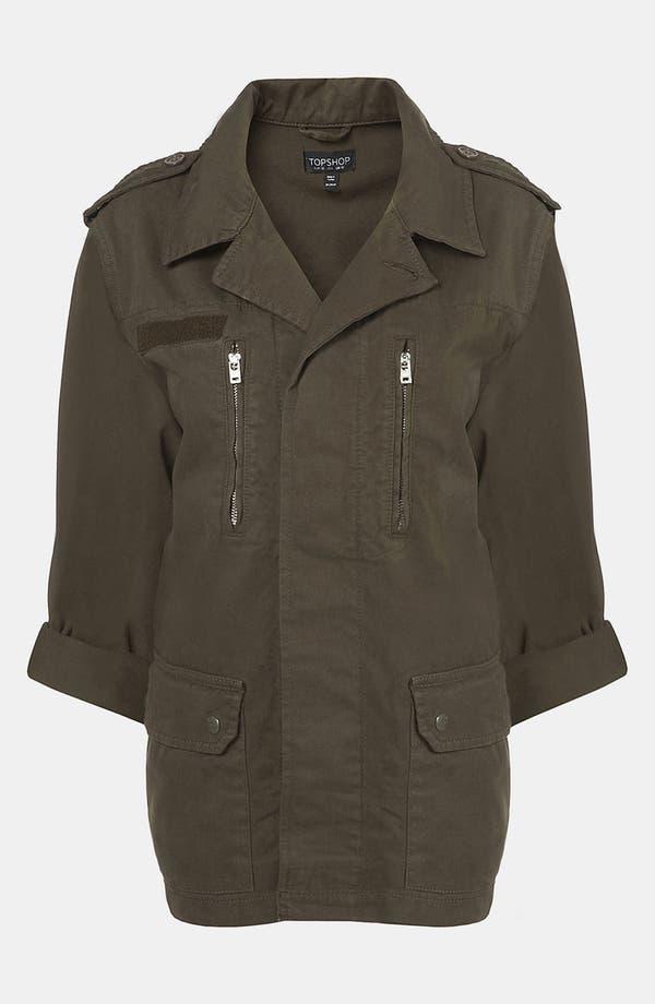 Main Image - Topshop Army Jacket