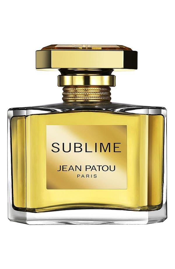 Alternate Image 1 Selected - Sublime by Jean Patou Eau de Parfum