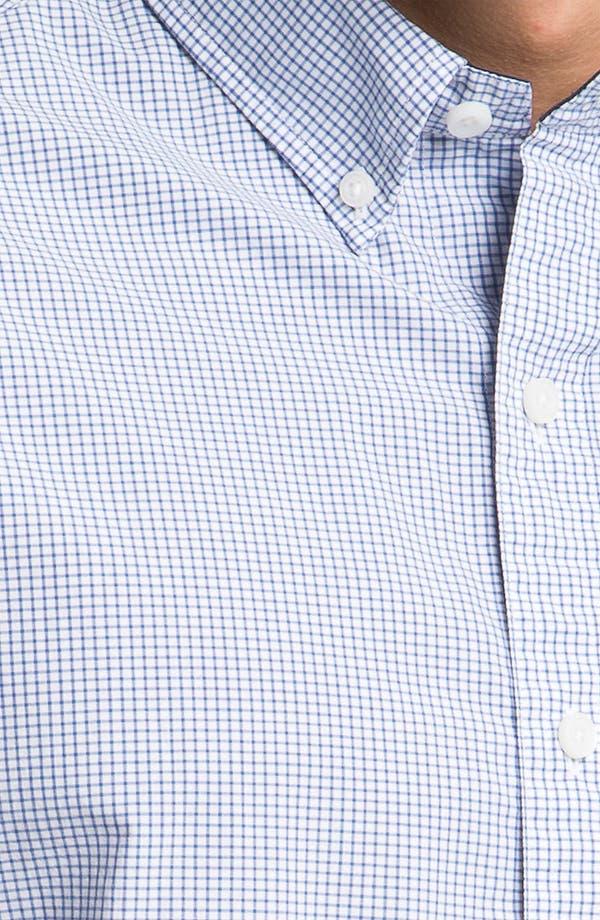 Alternate Image 3  - Brooks Brothers Slim Fit Sport Shirt