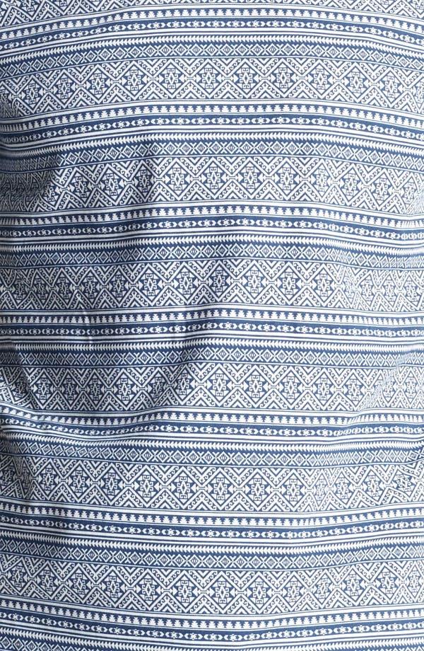 Alternate Image 3  - Topman Mini Aztec Pattern T-Shirt