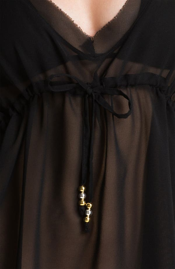 Alternate Image 3  - Echo 'Solid Silky' Butterfly Cover-Up Dress