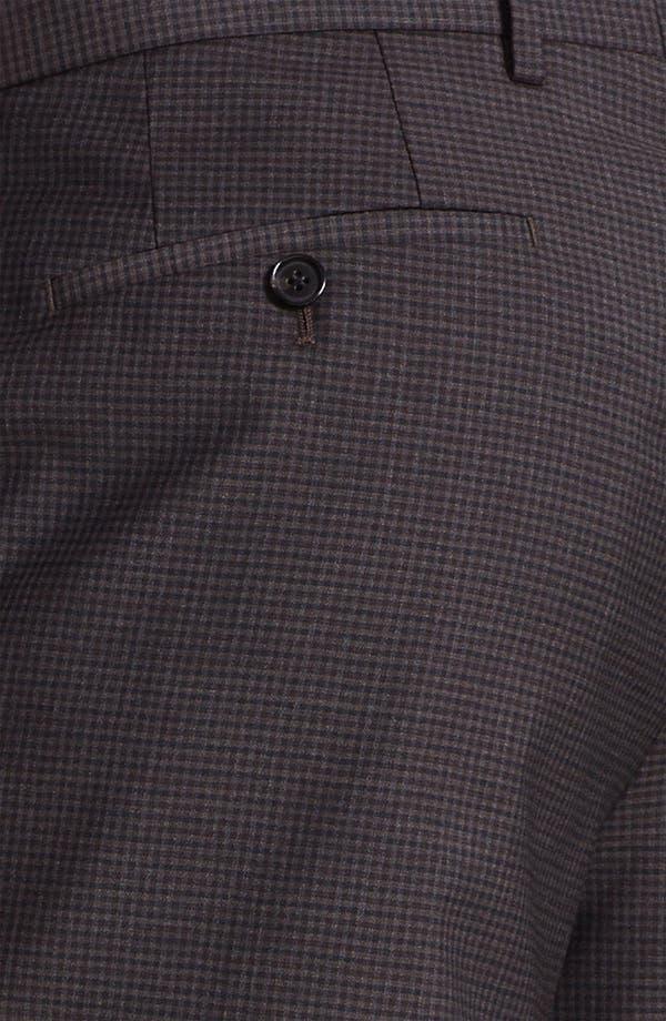 Alternate Image 3  - BOSS Black 'Sharp' Flat Front Trousers
