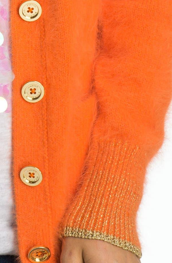 Alternate Image 3  - Juicy Couture Angora Cardigan