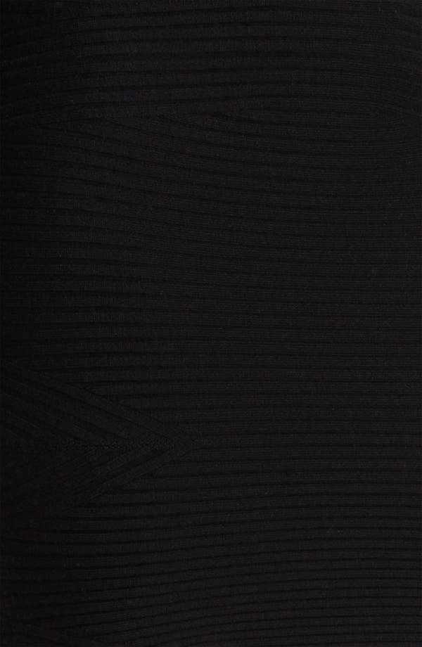 Alternate Image 3  - Alexander Wang Rib Knit Dress