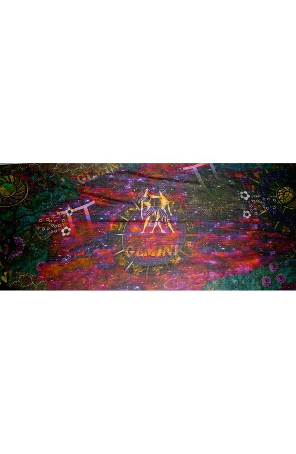 Alternate Image 4  - Shawlux 'Gemini' Cashmere & Silk Scarf