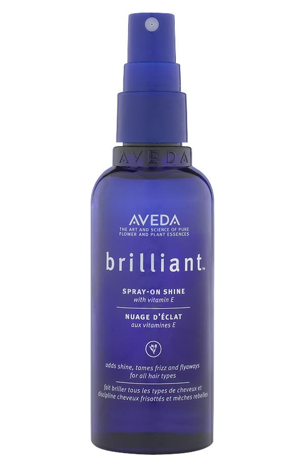 Alternate Image 1 Selected - Aveda brilliant™ Spray-On Shine