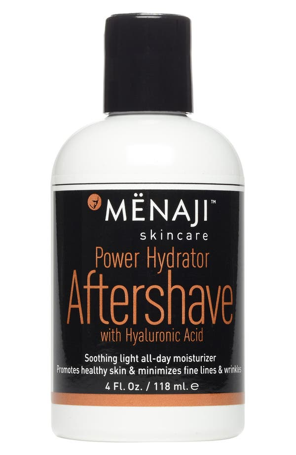 Alternate Image 1 Selected - Mënaji Skincare for Men 'Power Hydrator' After Shave