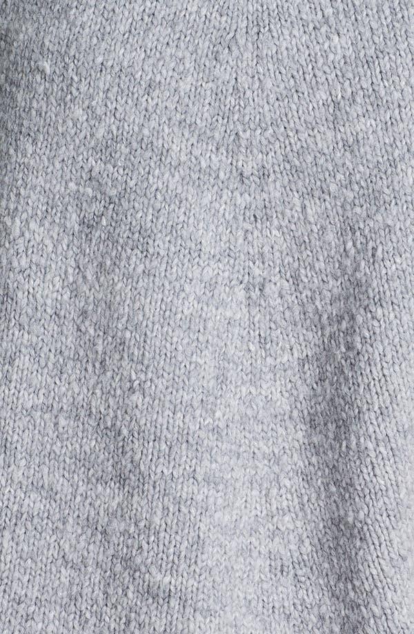 Alternate Image 3  - MICHAEL Michael Kors Poncho with Faux Fur Trim (Plus)