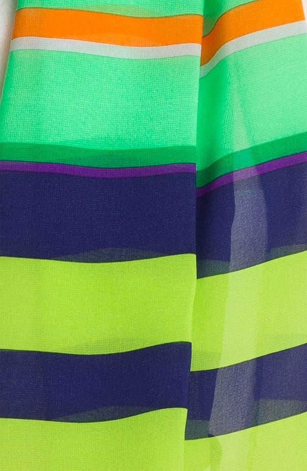 Alternate Image 2  - Echo 'Spring' Stripe Scarf