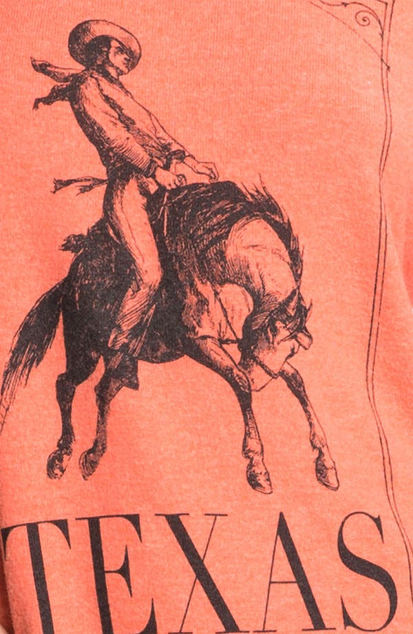 Alternate Image 3  - Wildfox 'Rodeo Rider' Sweatshirt