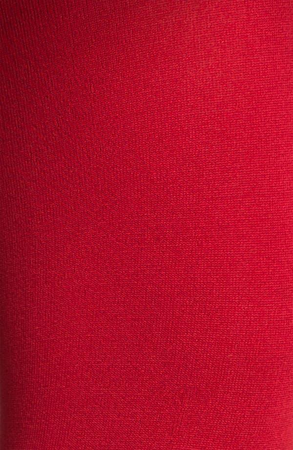 Alternate Image 2  - Hue Brushed Fleece Tights