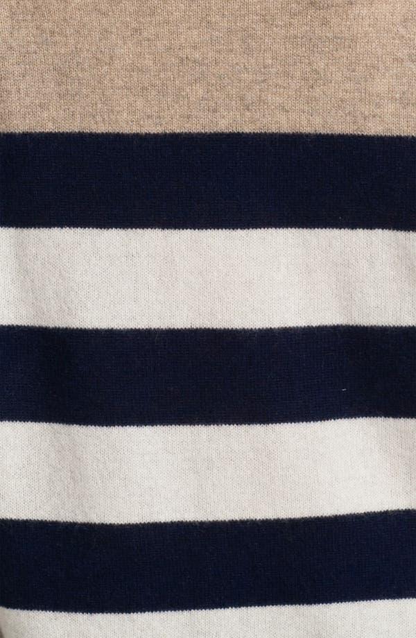 Alternate Image 3  - Joie 'Shirin' Stripe Cashmere Sweater