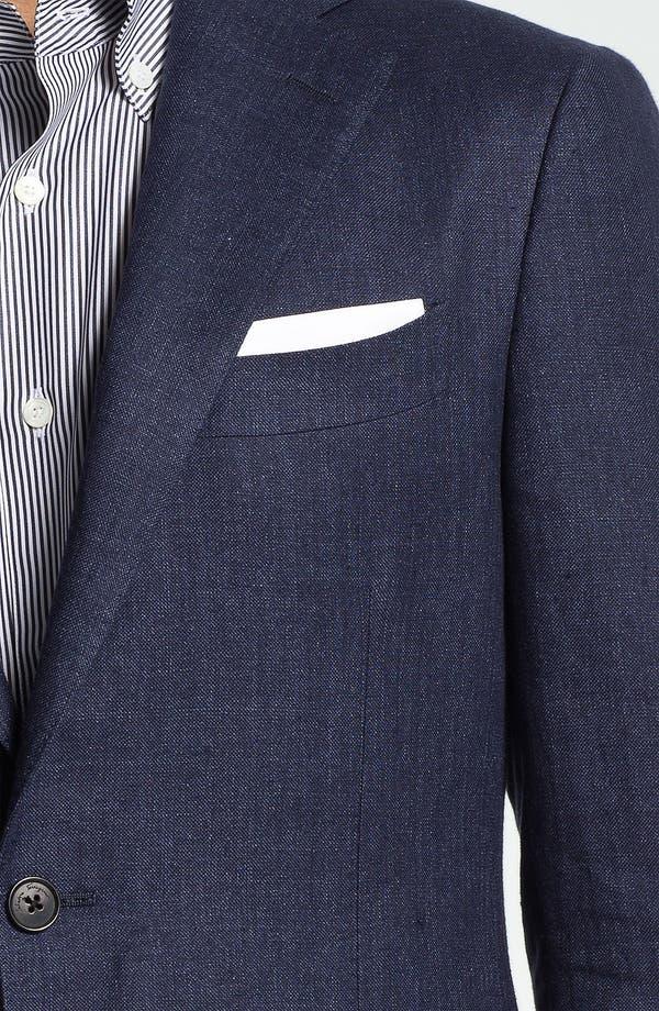 Alternate Image 3  - Salvatore Ferragamo Wool Blend Blazer