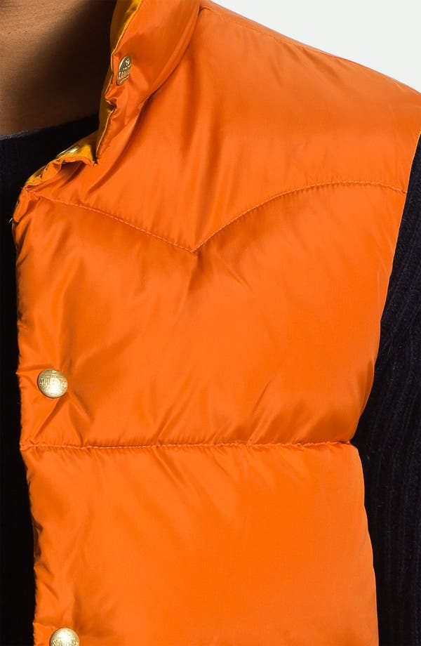 Alternate Image 3  - Scotch & Soda Reversible Quilted Vest