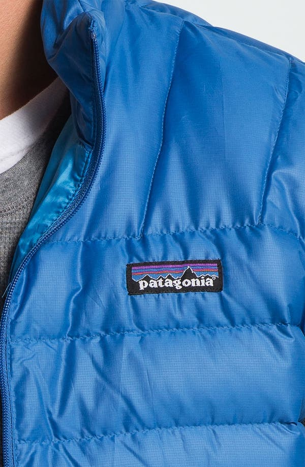 Alternate Image 3  - Patagonia 'Down Sweater' Vest