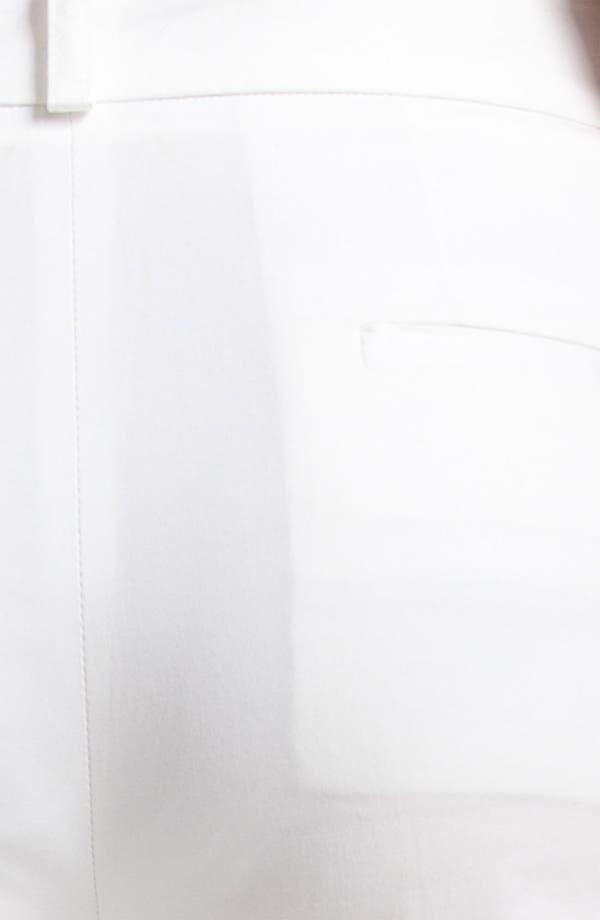 Alternate Image 3  - Jil Sander Navy Straight Leg Stretch Capri Pants