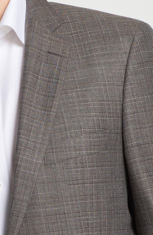 Alternate Image 3  - BOSS Black 'Pasini' Wool Blend Sportcoat