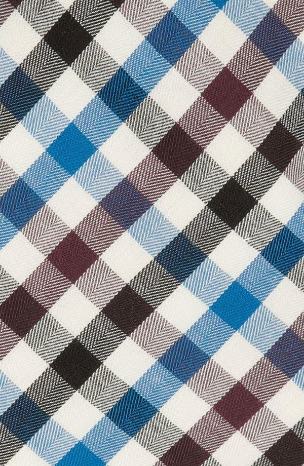 Alternate Image 2  - 1901 Woven Cotton Tie