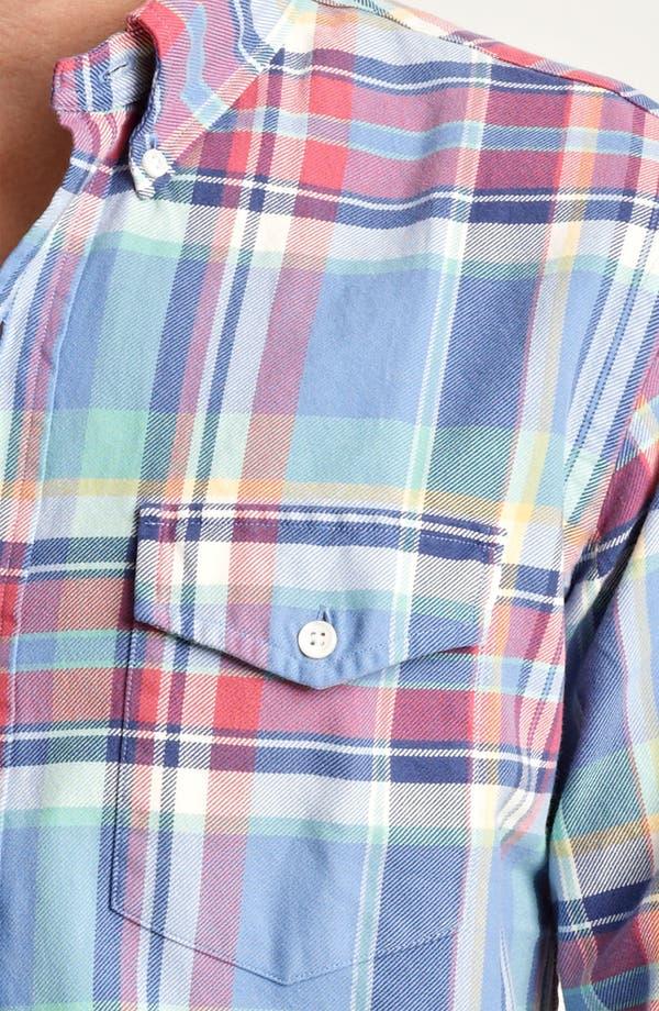 Alternate Image 3  - Polo Ralph Lauren 'Bleecker' Custom Fit Sport Shirt