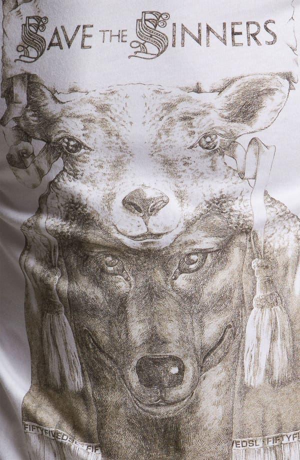 Alternate Image 3  - 55DSL 'The Beast' Graphic T-Shirt