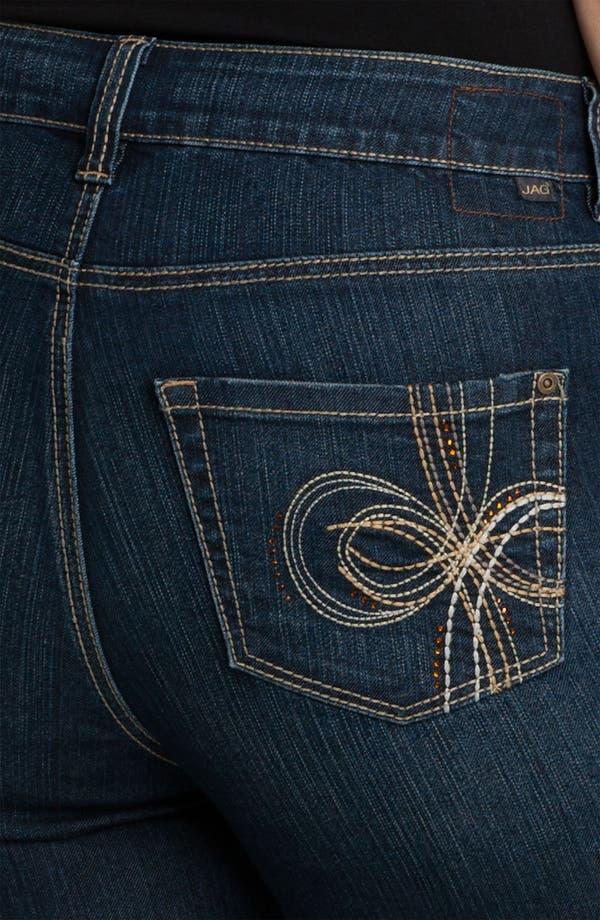 Alternate Image 3  - Jag Jeans 'Celia' Straight Leg Jeans (Plus)
