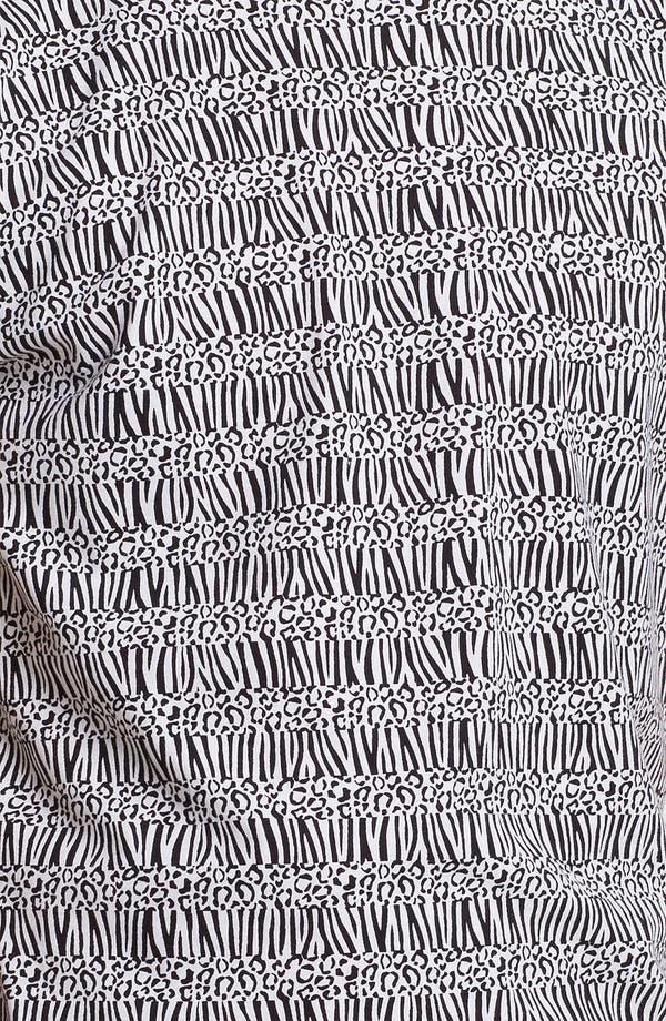 Alternate Image 3  - Topman 'High Roller' All Over Animal Print T-Shirt