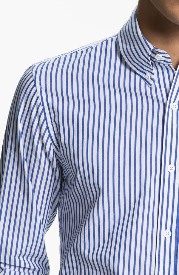 Alternate Image 3  - Band of Outsiders Stripe Shirt