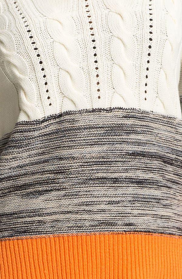 Alternate Image 3  - Carven Patchwork Sweater