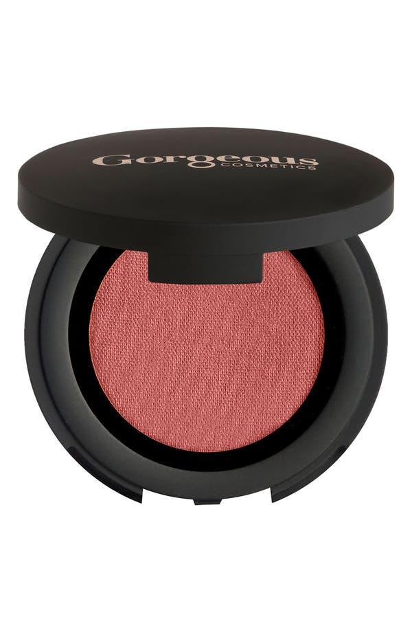 Alternate Image 1 Selected - Gorgeous Cosmetics 'Colour Pro' Blush