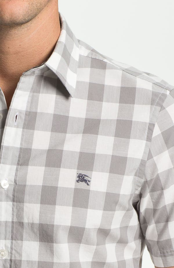 Alternate Image 3  - Burberry Brit 'Henry' Classic Fit Sport Shirt