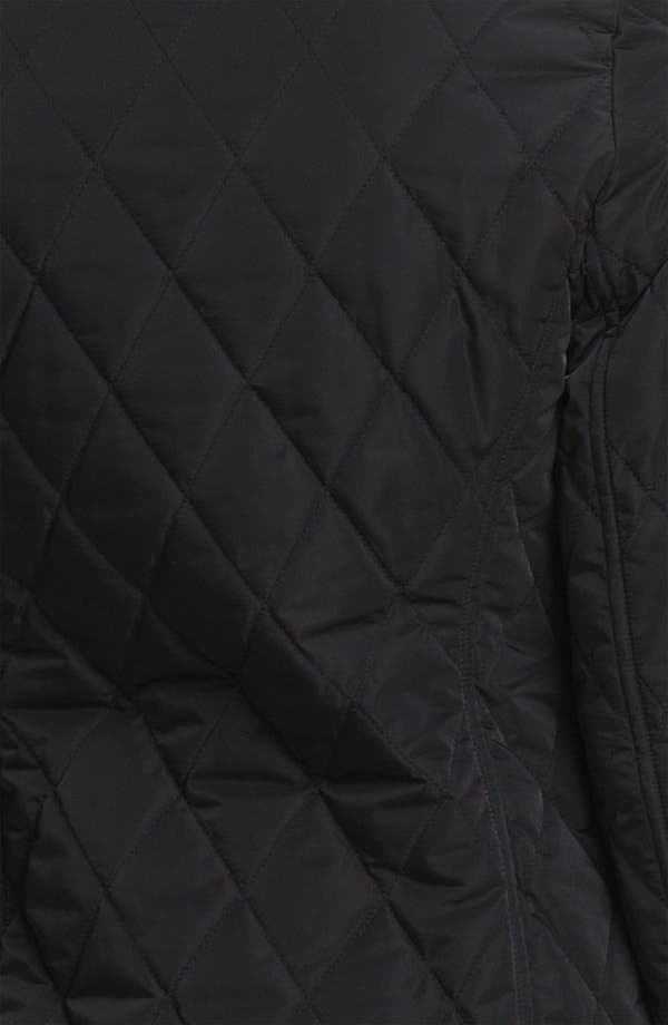 Alternate Image 3  - Lafayette 148 New York Stand Collar Quilted Jacket
