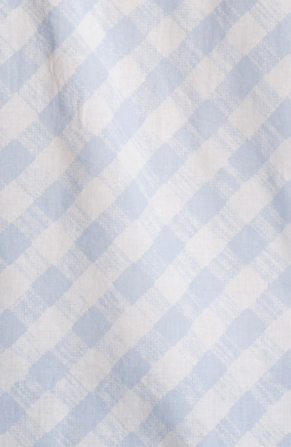 Alternate Image 3  - Shirt 469 'Picnic Plaid' Cotton Shirt (Plus)