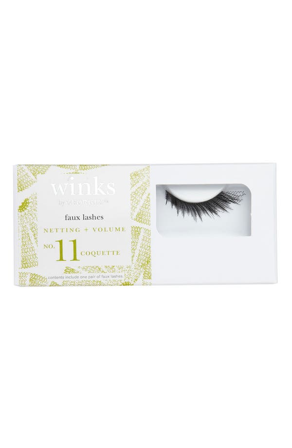 Alternate Image 1 Selected - Georgie Beauty™ Faux Lashes
