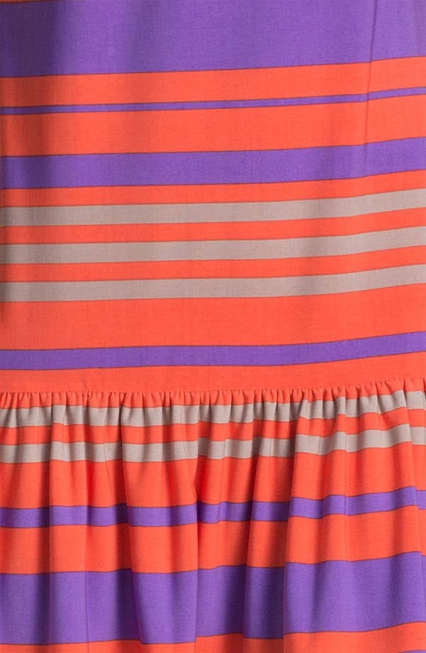 Alternate Image 3  - Donna Morgan 'Sydney' Stripe Drop Waist Dress