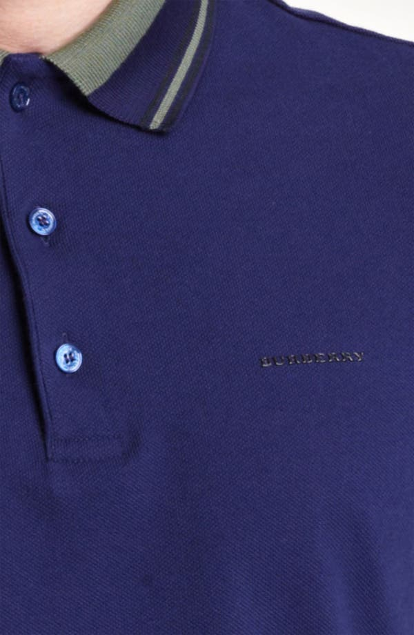 Alternate Image 4  - Burberry London 'Adler' Polo
