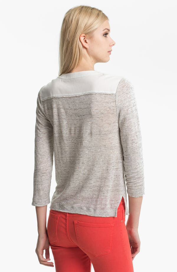 Alternate Image 2  - MARC BY MARC JACOBS Linen Top