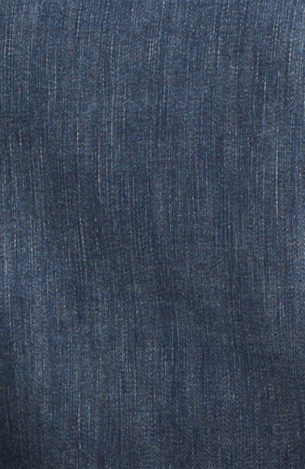 Alternate Image 3  - KUT from the Kloth Collarless Denim Jacket