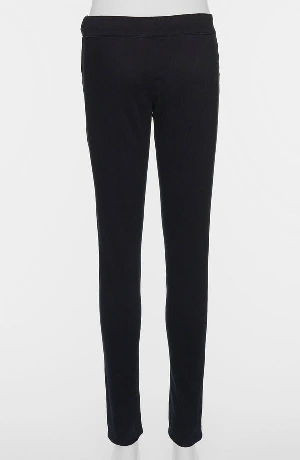 Alternate Image 2  - Leith Tux Stripe Skinny Pants