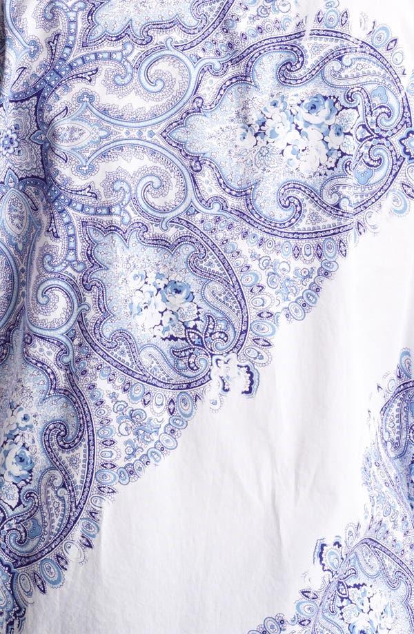 Alternate Image 3  - Mason's Paisley Print Woven Shirt