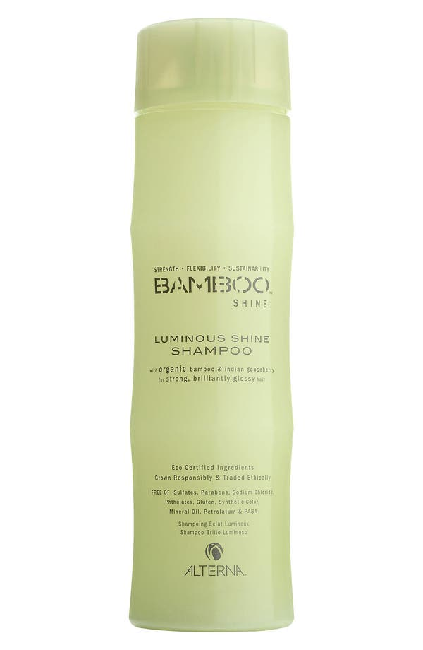 Bamboo Shine Luminous Shine Shampoo,                             Main thumbnail 1, color,