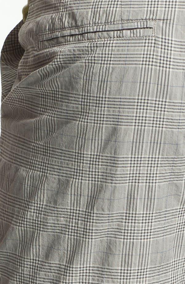 Alternate Image 5  - W.R.K 'Gibson' Flat Front Shorts