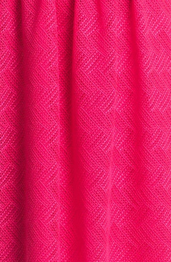 Alternate Image 3  - Trina Turk 'B-52' Textured Fit & Flare Dress
