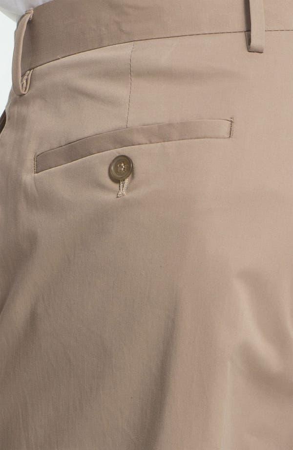 Alternate Image 3  - Michael Kors Flat Front Pants