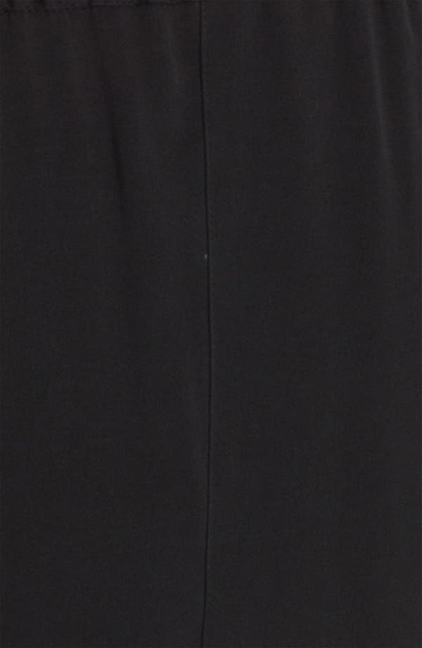Alternate Image 3  - Vince Camuto Pull-On Satin Cargo Pants