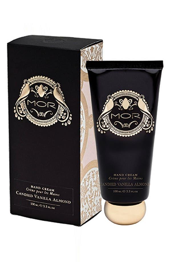 Alternate Image 1 Selected - MOR 'Candied Vanilla Almond' Hand Cream