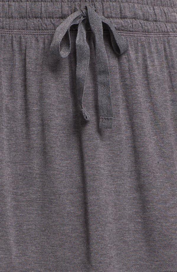 Alternate Image 3  - Caslon Drawstring Short Skirt