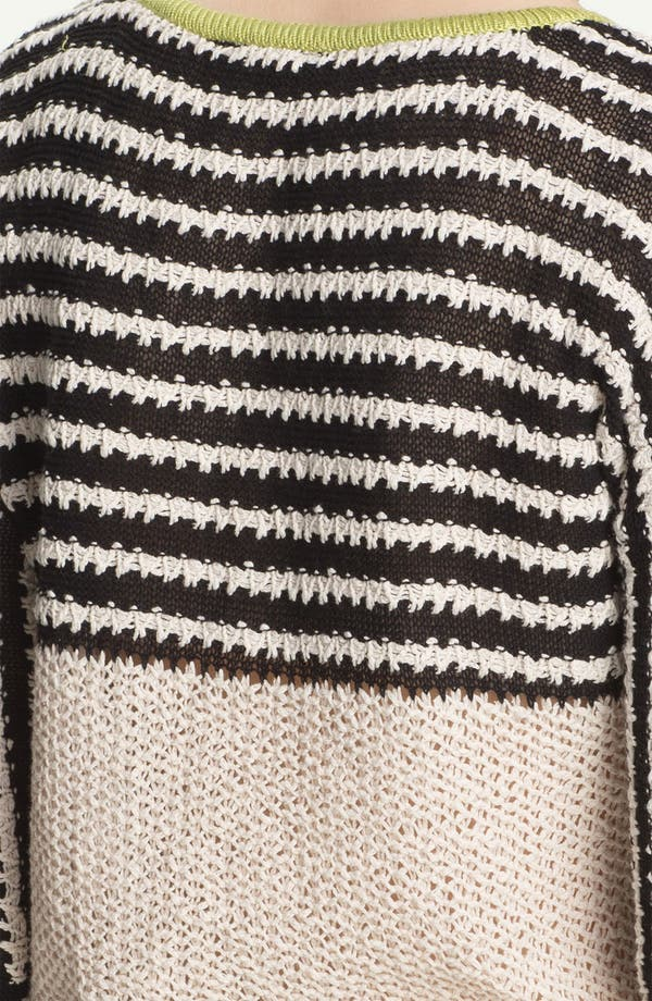 Alternate Image 3  - Max & Mia Stripe Sweater