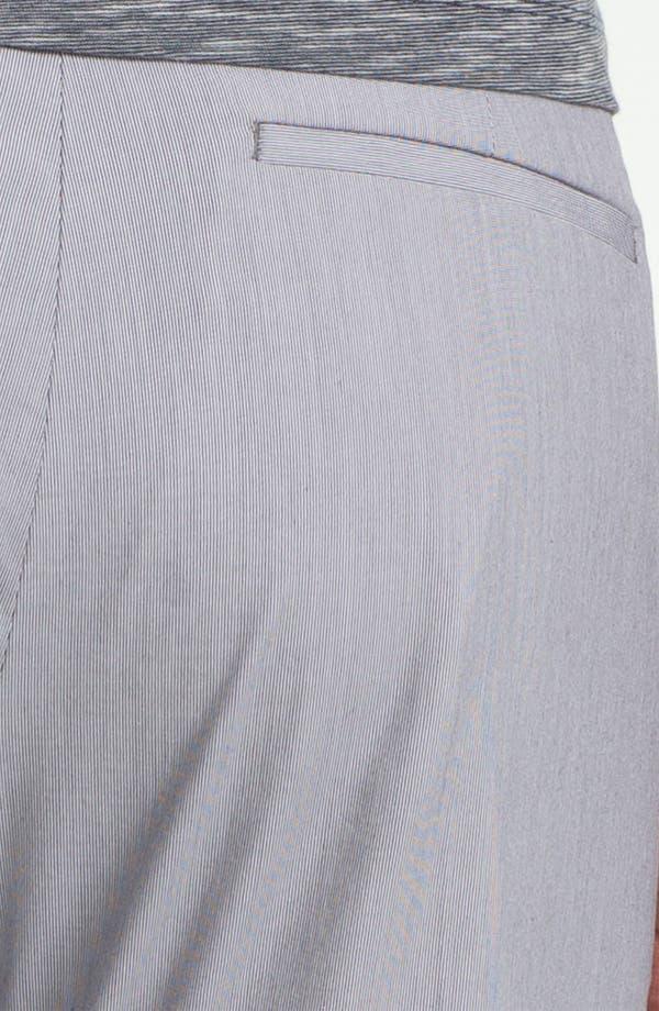 Alternate Image 3  - Theory 'Jake W Shirwin' Slim Flat Front Pants